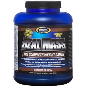 Gaspari Nutrition Real Mass 5454g