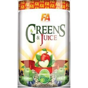 Fitness Authority Green and Juice