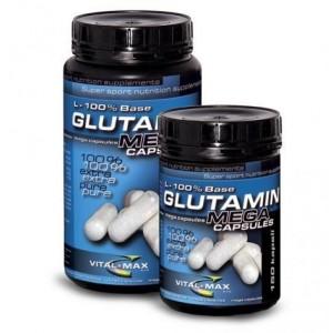 Vitalmax Glutamin L-100% Base Mega Capsules