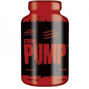 Fitness Authority Xtreme Pump