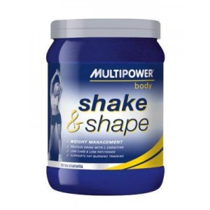 Multipower Shake and Shape