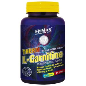 FitMax THERM L-Carnitine 60caps