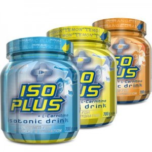 Olimp ISO PLUS sport drink powder 1505g