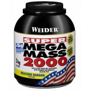 Weider Super Mega Mass 2000 3000g