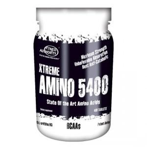 Fitness Authority Xtreme Amino 5400 400 tabliet