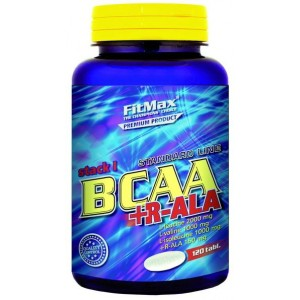 FitMax BCAA Stack l + R-ALA