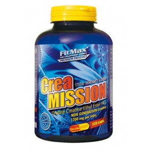 FitMax CreaMISSION