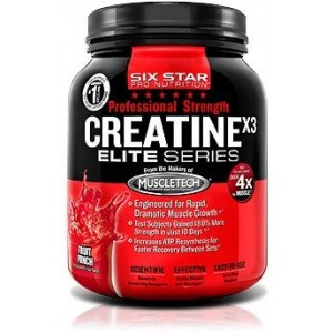 Six Star Professional Strenght Creatine X3