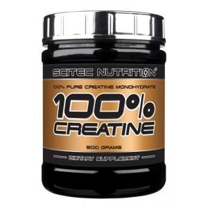 Scitec Nutrition Creatine 100% 500g