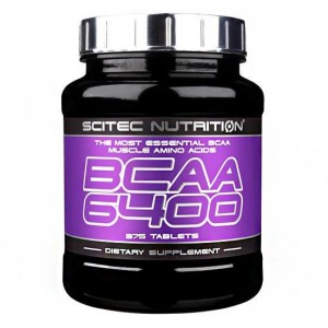 Scitec Nutrition BCAA 6400 375 tabliet
