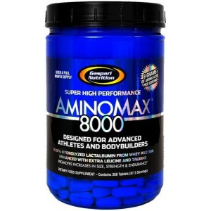Gaspari Nutrition AminoMax 8000 350 tabliet