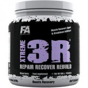 Fitness Authority Xtreme 3 R 500g