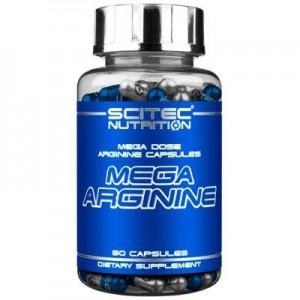 Scitec Nutrition Mega Arginine 90 tabliet