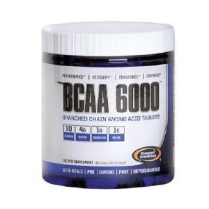 Gaspari Nutrition BCAA 6000 180 tabliet