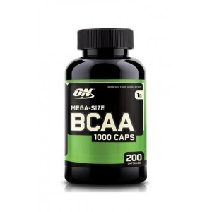 Optimum Nutrition BCAA 1000 200 tabliet