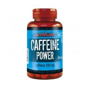 ActivLab Caffeine Power 60 tabliet