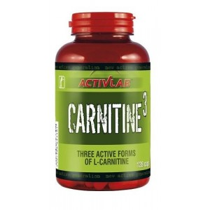 ActivLab Carnitine3 120 tabliet