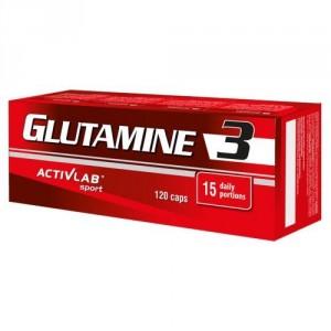 ActivLab Glutamine 3 120 tabliet