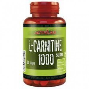 ActivLab L-Carnitine 1000 30 tabliet