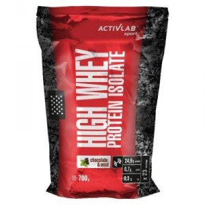 ActivLab High whey protein isolate 700g