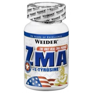 Weider ZMA + L-Tyrosine 90 tabliet