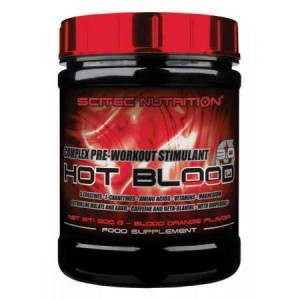 Scitec Nutrition Hot Blood 3.0 300g