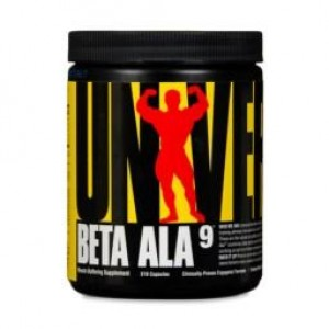 Universal Nutrition Beta Ala 9 210 tabliet