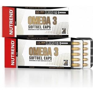 Nutrend Omega 3 Softgel Caps 120 tabliet