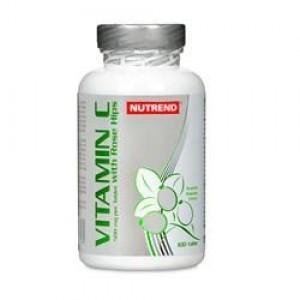 Nutrend Vitamin C so šípkami 100 tabliet
