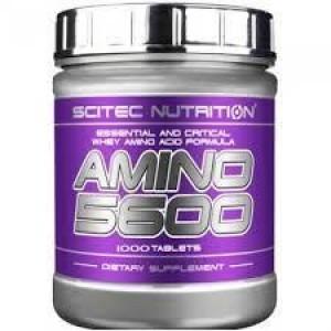 Scitec Nutrition AMINO 5600 1000 tabliet
