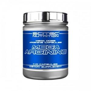 Scitec Nutrition Mega Arginine 140 tabliet