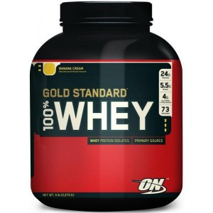 Optimum 100% Whey Gold Standard 908g