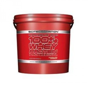 Scitec Nutrition 100% Whey Protein Profesional 5000g