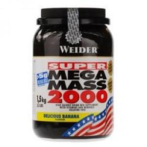 Weider Super Mega Mass 2000 1500g