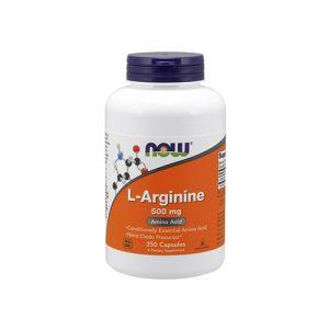 NOW - L-Arginine 500mg - 250caps
